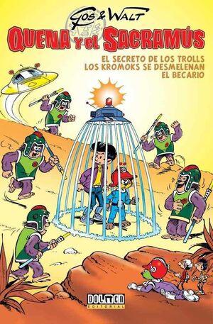 QUENA Y EL SACRAMUS #05