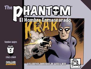 THE PHANTOM. EL HOMBRE ENMASCARADO 1965-1969: ARENAS DORADAS DE KEELA-WEE