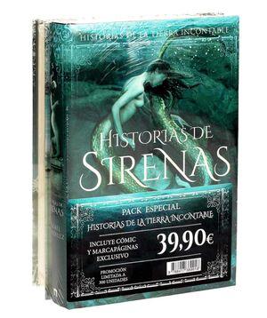 HISTORIAS DE LA TIERRA INCONTABLE. PACK ESPECIAL