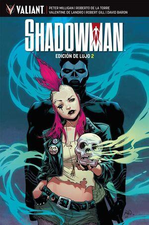 SHADOWMAN. EDICION LUJO #02