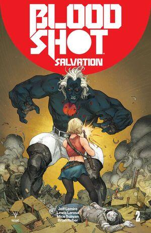 BLOODSHOT SALVATION #02