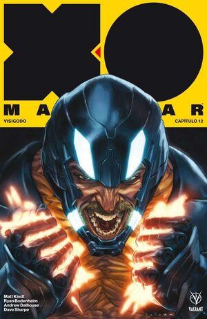 XO MANOWAR #12