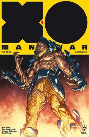 XO MANOWAR #13