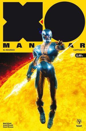 XO MANOWAR #14