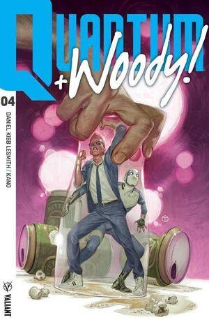 QUANTUM & WOODY! #04 (GRAPA)