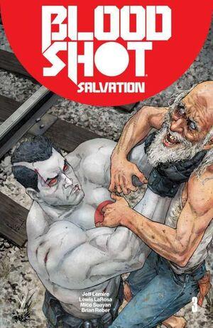 BLOODSHOT SALVATION #03