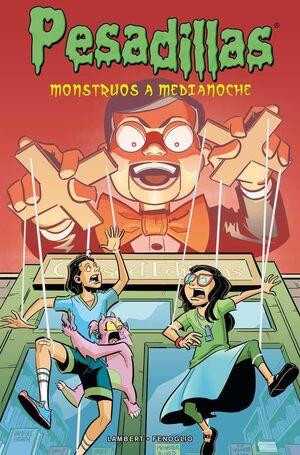 PESADILLAS ESPECIAL 01: MONSTRUOS A MEDIANOCHE