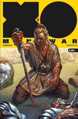 XO MANOWAR #15