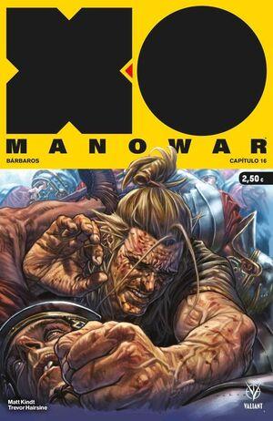 XO MANOWAR #16