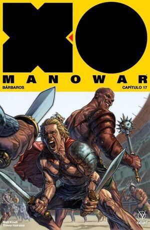 XO MANOWAR #17