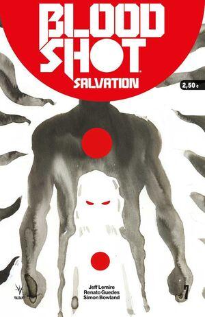 BLOODSHOT SALVATION #07