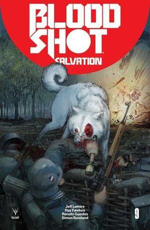 BLOODSHOT SALVATION #09