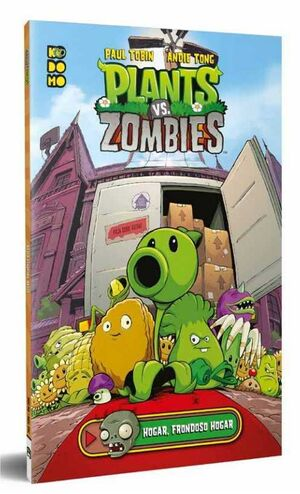 PLANTS VS ZOMBIES: HOGAR FRONDOSO HOGAR