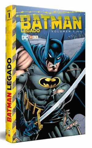 BATMAN: LEGADO VOL. #01
