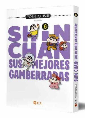 SHIN CHAN: SUS MEJORES GAMBERRADAS #06