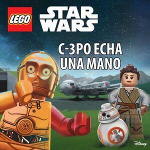 LEGO STAR WARS: C-3PO ECHA UNA MANO