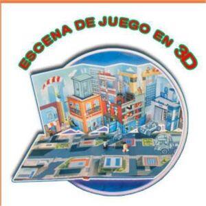 LEGO CITY. PERSECUCION A TODA VELOCIDAD