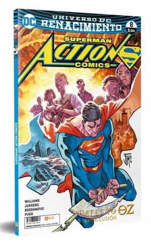 SUPERMAN: ACTION COMICS #08