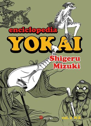 ENCICLOPEDIA YOKAI VOL. 02