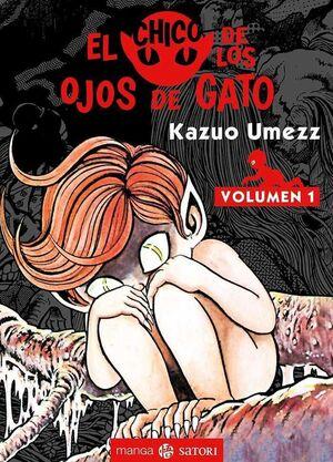 EL CHICO DE LOS OJOS DE GATO #01