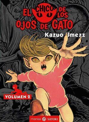 EL CHICO DE LOS OJOS DE GATO #02