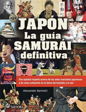 JAPON: LA GUIA SAMURAI DEFINITIVA