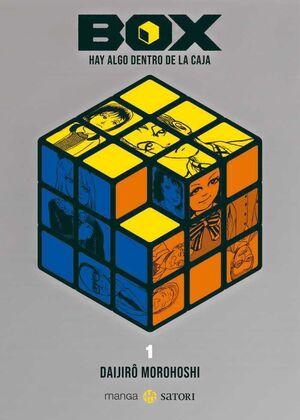 BOX: HAY ALGO DENTRO DE LA CAJA #01