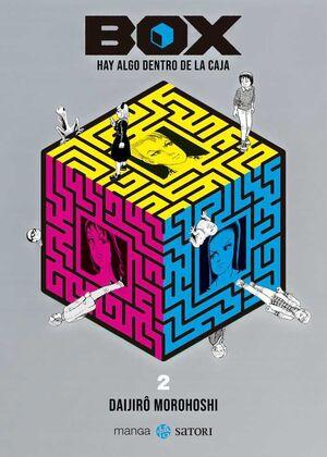 BOX: HAY ALGO DENTRO DE LA CAJA #02