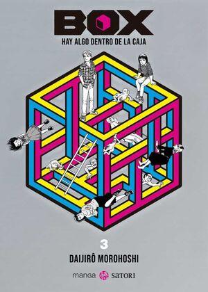BOX: HAY ALGO DENTRO DE LA CAJA #03