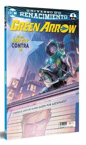 GREEN ARROW VOL.2 #09 RENACIMIENTO. CON STAR CITY CONTRA EL! (ECC)