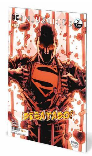 INJUSTICE 2 #060 / 02. DESATADO!