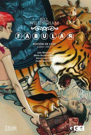 FABULAS ED. LUJO #01