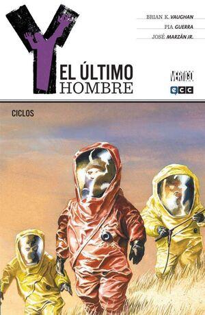 Y, EL ULTIMO HOMBRE #02: CICLOS