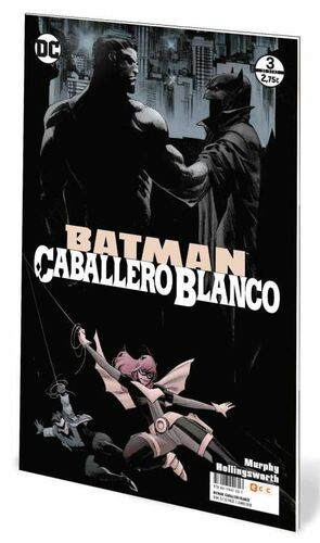 BATMAN: CABALLERO BLANCO #03