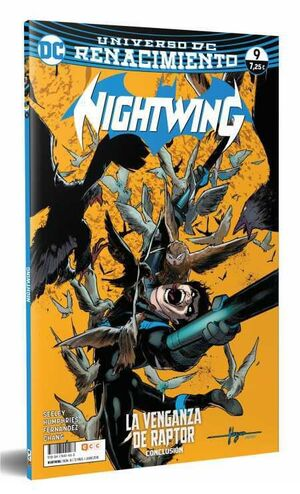 NIGHTWING #16. RENACIMIENTO 09 (RTCA - ECC)