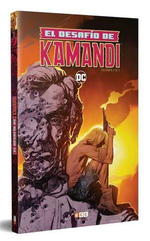 EL DESAFIO DE KAMANDI #02
