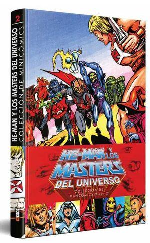 HE-MAN Y LOS MASTERS DEL UNIVERSO: COLECCION MINICOMICS #02