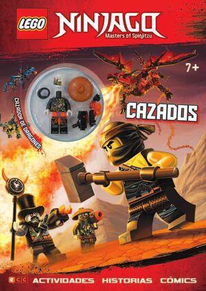 LEGO NINJAGO. CAZADOS!
