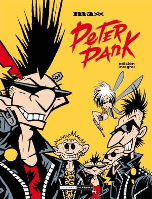 PETER PANK. INTEGRAL (NUEVA EDICION - RTCA)