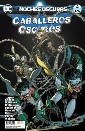 NOCHES OSCURAS: CABALLEROS OSCUROS #04