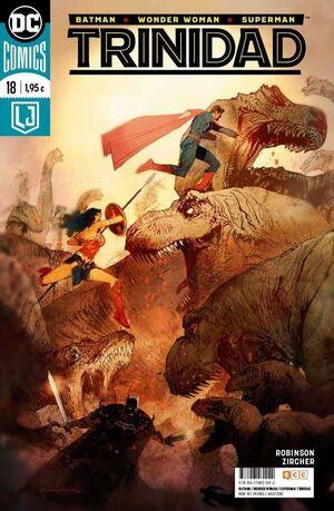 BATMAN / WONDER WOMAN / SUPERMAN: TRINIDAD. RENACIMIENTO #18