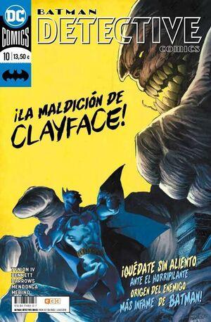 BATMAN: DETECTIVE COMICS #10 UNIVERSO DC RENACIMIENTO