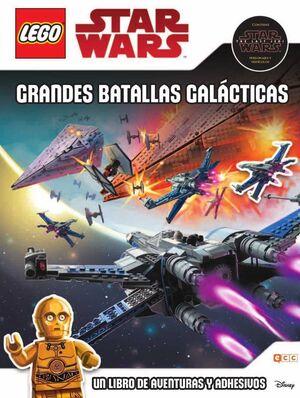LEGO STAR WARS. GRANDES BATALLAS GALACTICAS