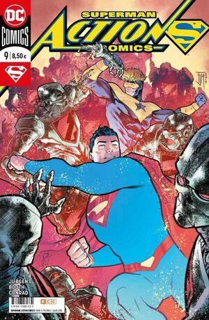 SUPERMAN: ACTION COMICS #09