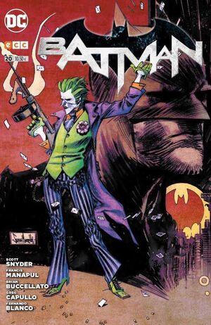 BATMAN MENSUAL (REEDICION TRIMESTRAL) #20 FINAL DEL JUEGO - CONCLUSION