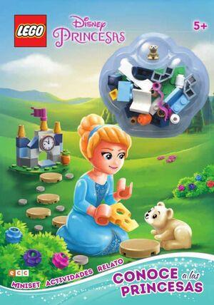 LEGO DISNEY PRINCESAS. CONOCE A LAS PRINCESAS