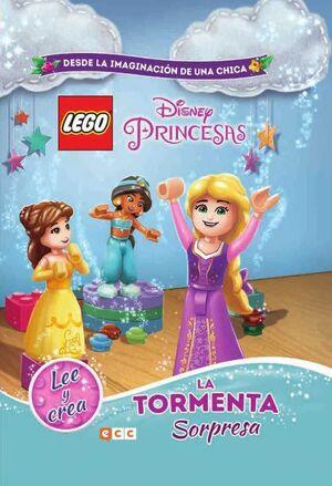 LEGO DISNEY PRINCESAS. LA TORMENTA SORPRESA