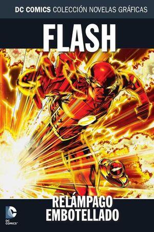 COLECCIONABLE DC COMICS #062 FLASH: RELAMPAGO EMBOTELLADO