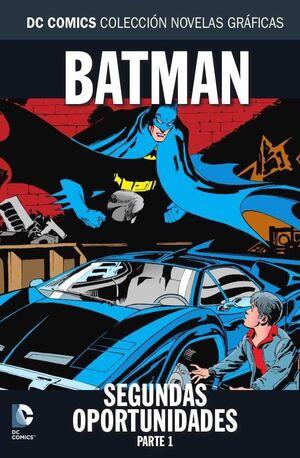 COLECCIONABLE DC COMICS #065 BATMAN: SEGUNDAS OPORTUNIDADES PARTE 1