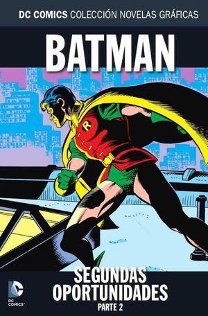 COLECCIONABLE DC COMICS #066 BATMAN: SEGUNDAS OPORTUNIDADES PARTE 2
